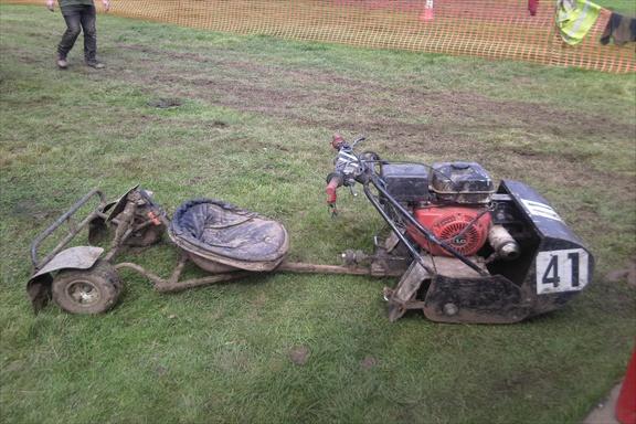 Racing Lawn Mowers For Sale >> mower racing